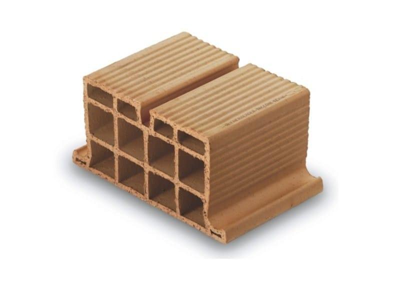 Slab clay block Blocchi per solaio - WIENERBERGER