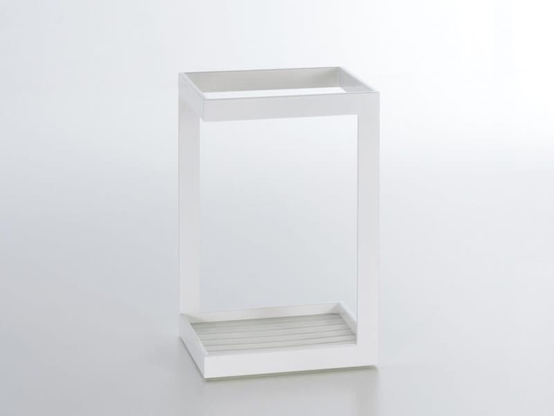 Steel umbrella stand WINDOW | Umbrella stand - Viccarbe