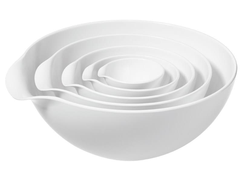 Melamine serving bowl JENSEN BOWL - Normann Copenhagen