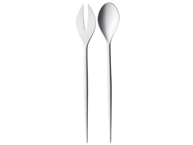 Melamine salad serving set KRENIT SALAD SET - Normann Copenhagen