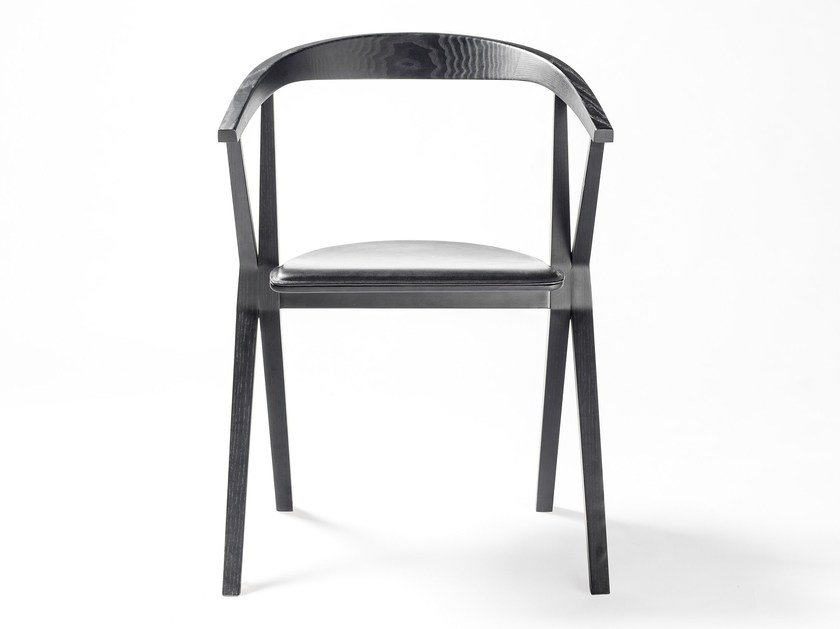 Folding solid wood chair CHAIR B | Chair by BD Barcelona Design