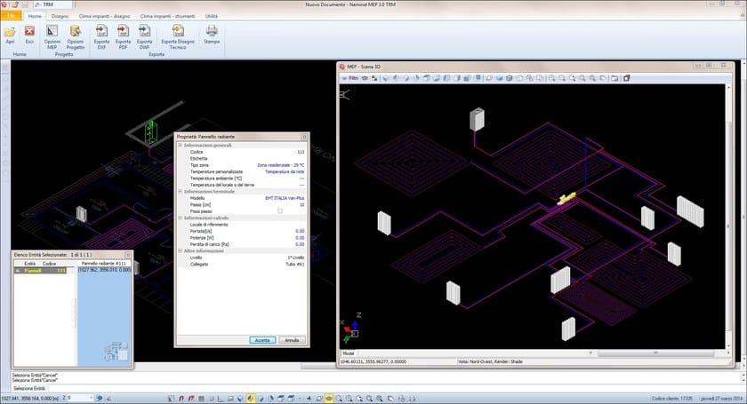 software di progettazione termotecnica clima impianti