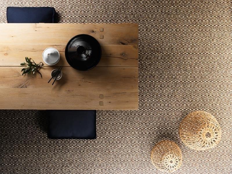 Rectangular custom rug MAROCCO by Kasthall