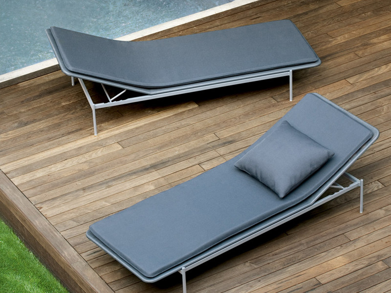 baia gartenliege by paola lenti design francesco rota. Black Bedroom Furniture Sets. Home Design Ideas