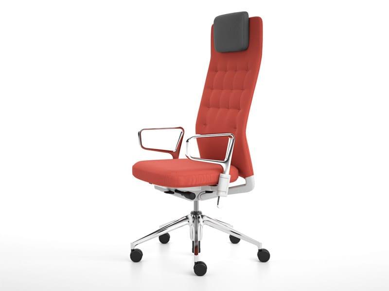 High-back executive chair ID TRIM L by Vitra