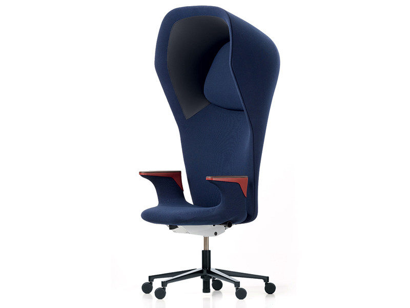 High-back executive chair WORKBAY by Vitra