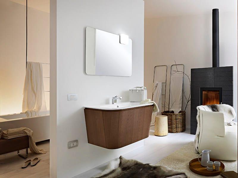 Bathroom furniture set SUEDE 4/5 - Cerasa