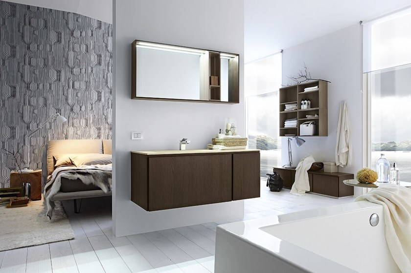 Bathroom furniture set SUEDE 20/21 - Cerasa