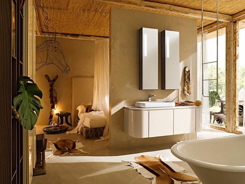 Bathroom furniture set SUEDE 56/57 - Cerasa