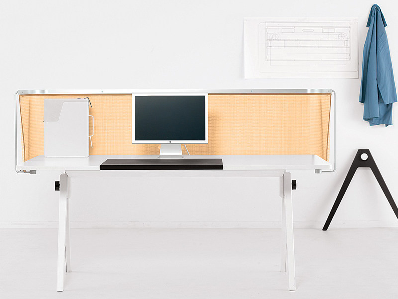 Workstation desk JOYN SINGLE DESK - Vitra