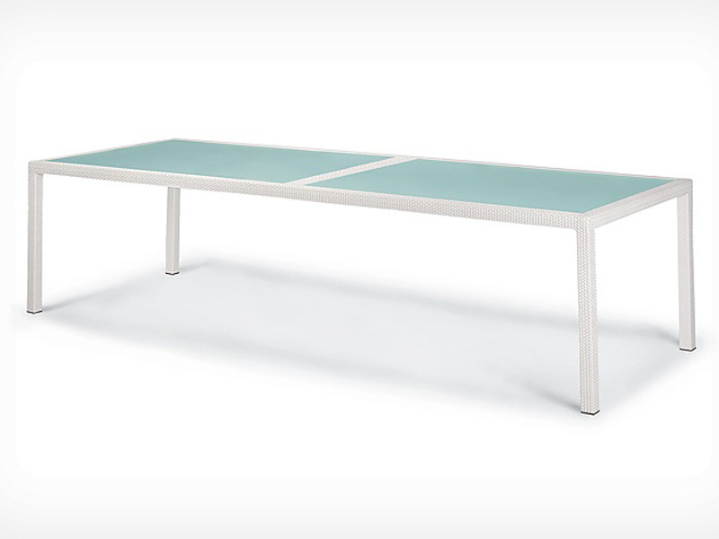 Rectangular garden table BARCELONA | Rectangular table - Dedon
