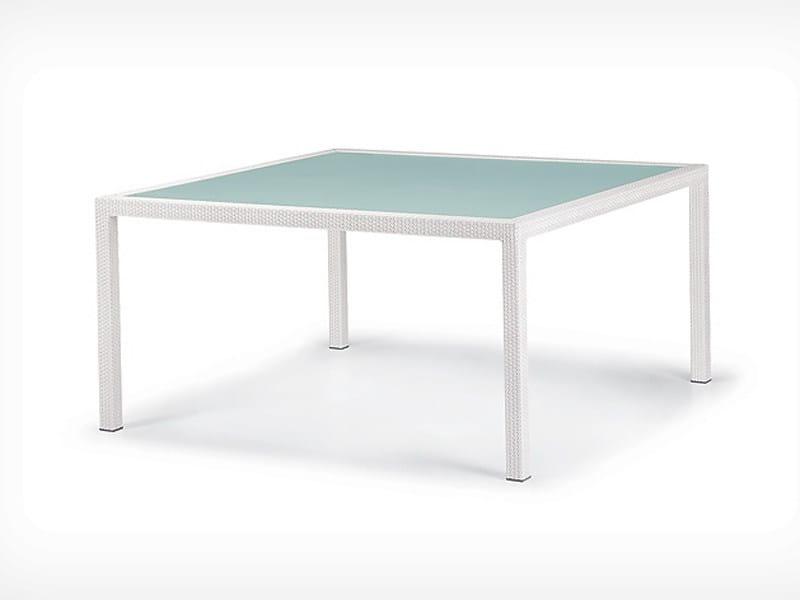 Square garden table BARCELONA | Garden table - Dedon