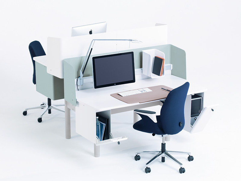 Office workstation PLAYNS - Vitra