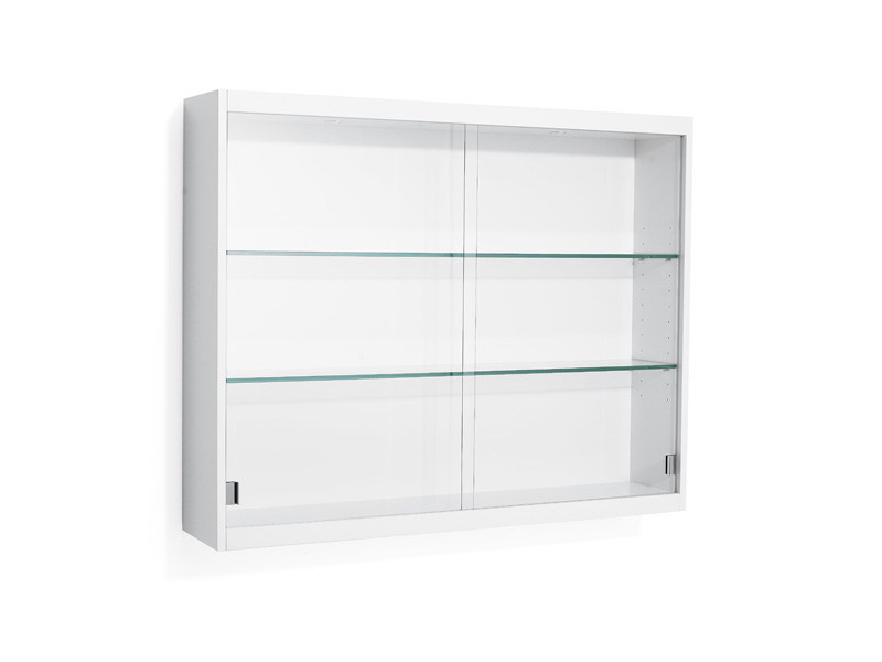 Wall-mounted retail display case FRONT | Retail display case - Karl Andersson & Söner