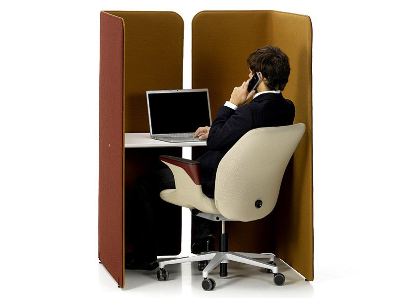 Acoustic office booth WORKSHELTER by Vitra