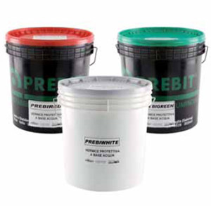 Protective varnish PREBIWHITE - PREBIT