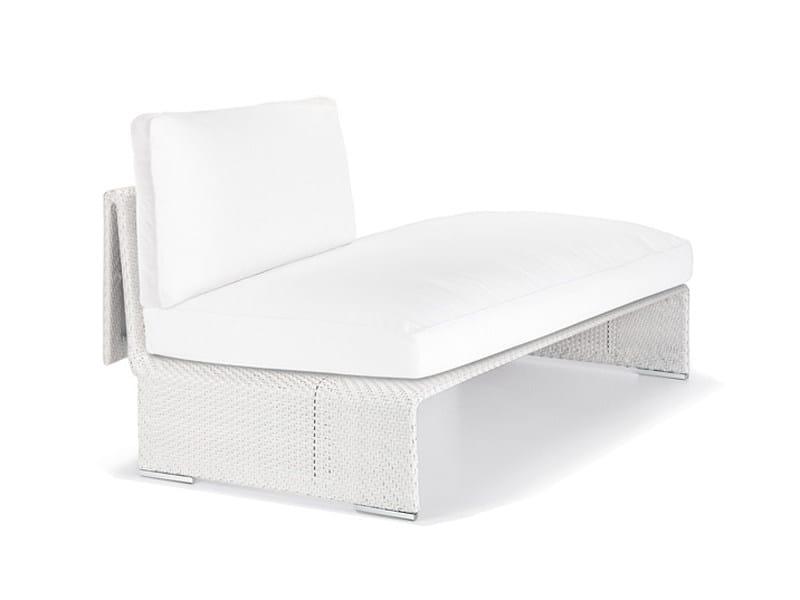 Modular garden sofa SLIM LINE | Sofa - Dedon