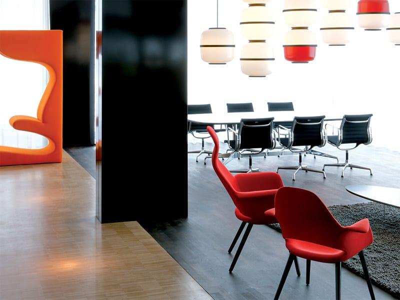 polyurethane foam sculpture living tower by vitra design verner panton. Black Bedroom Furniture Sets. Home Design Ideas