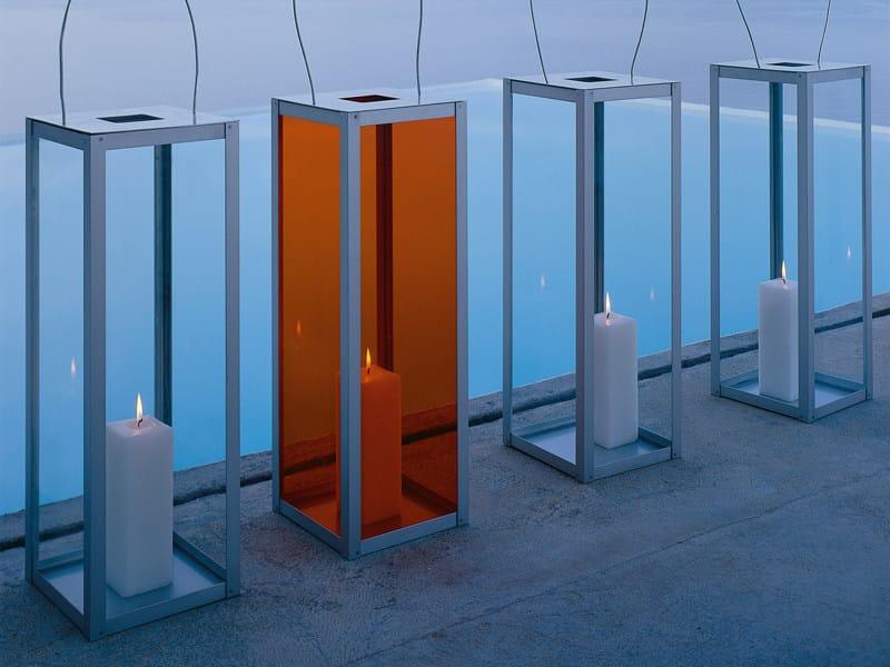 Lanterna in alluminio LANTERNA VERTICALE - GANDIA BLASCO