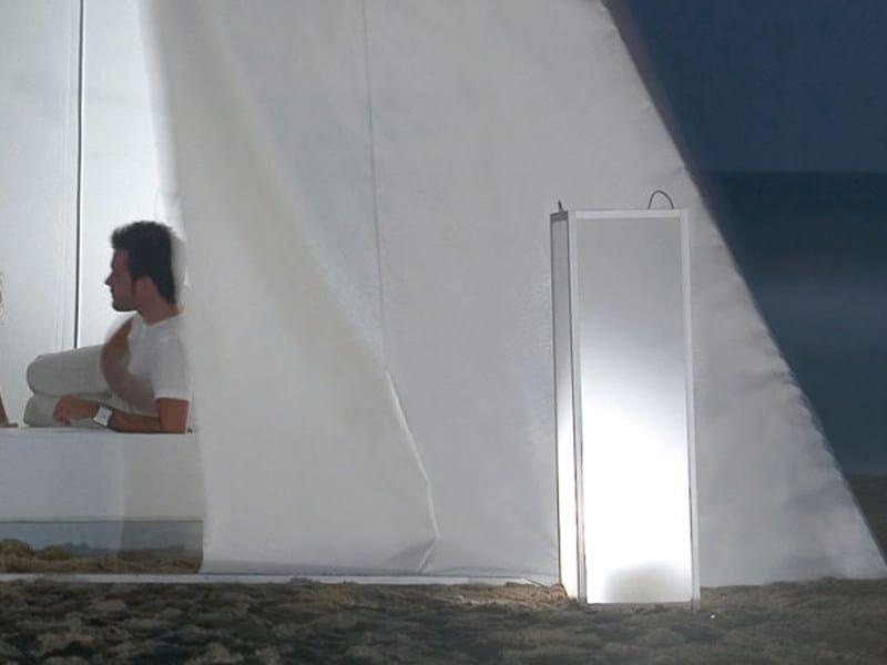Aluminium lantern LANTERNA GIGANTE - GANDIA BLASCO