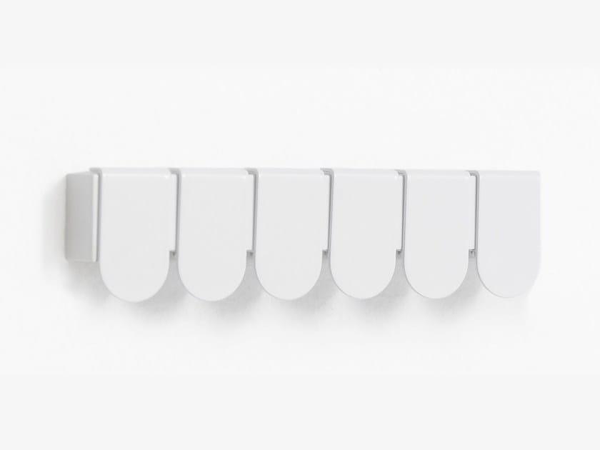 Wall-mounted coat rack FLIPFLOP | Wall-mounted coat rack - Karl Andersson & Söner