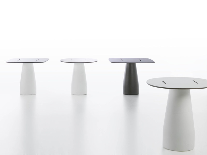 Tavolino da giardino in polietilene EQUAL - GANDIA BLASCO