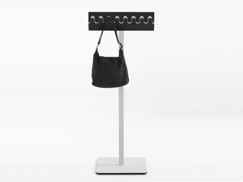 Laminate office coat rack for children PONOQ | Coat stand by Karl Andersson