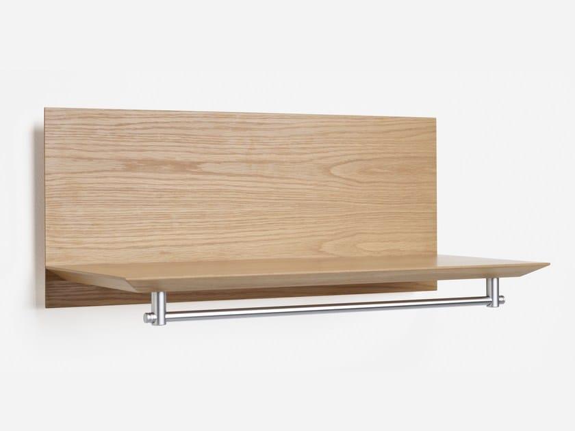 Wall-mounted coat rack TRIPPO | Coat rack by Karl Andersson