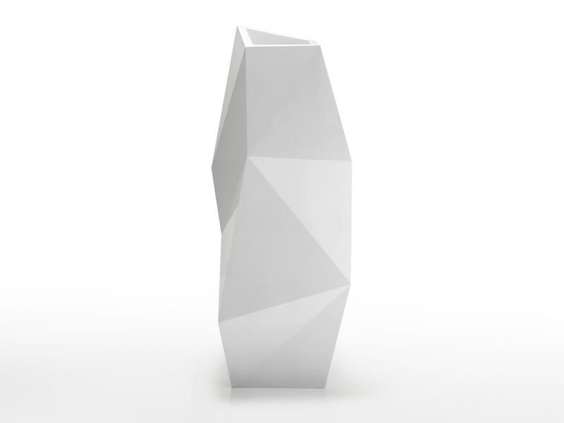 Polypropylene vase FAZ | High vase - VONDOM