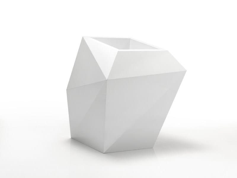 Polypropylene vase FAZ | Vase - VONDOM