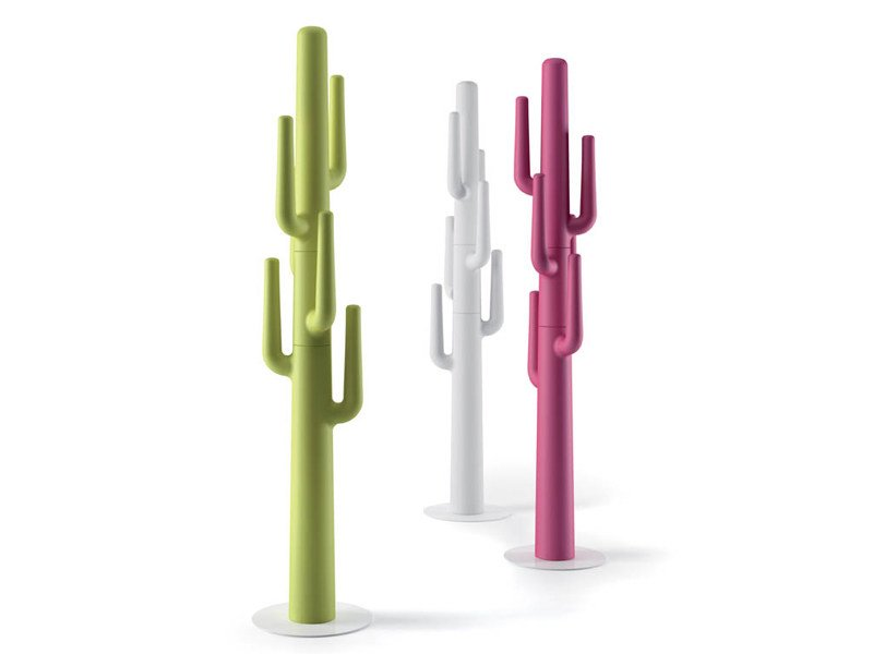 Polypropylene coat rack LAPSUS - PLUST Collection by euro3plast