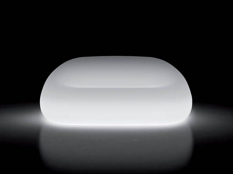 Polypropylene sofa with light GUMBALL SOFA LIGHT by Plust