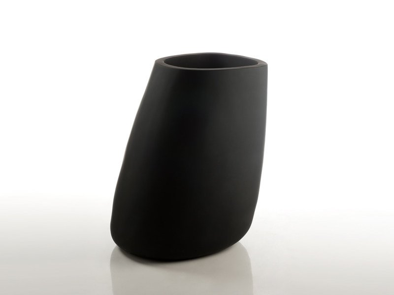 Polyethylene vase with Light STONES 100XL - VONDOM