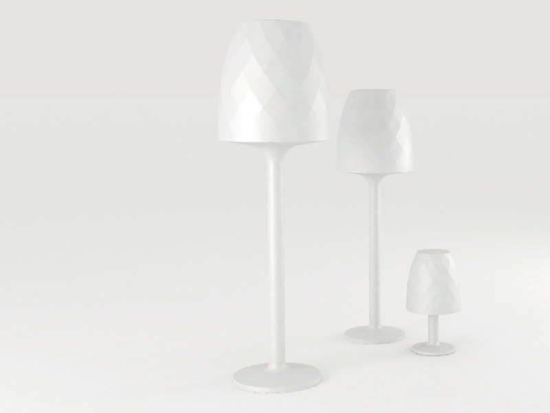 Floor lamp VASES | Floor lamp - VONDOM