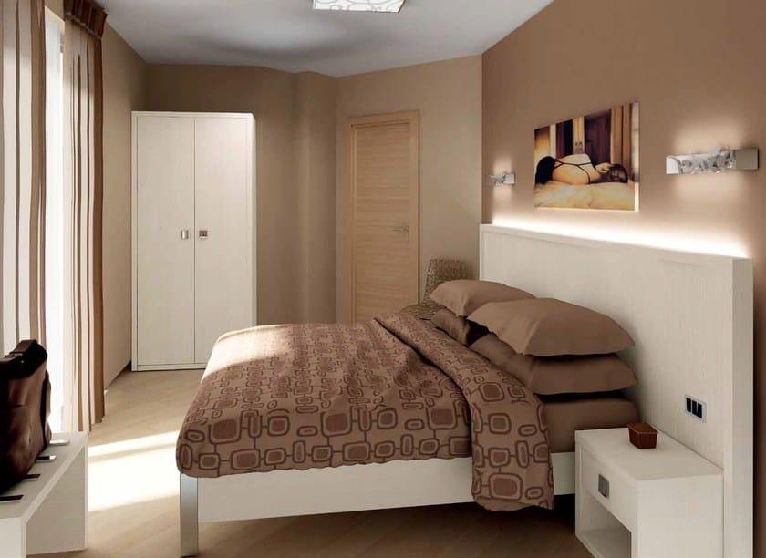 Arredamento per residence in stile moderno zeus mobilspazio for Arredamento stile nordico moderno