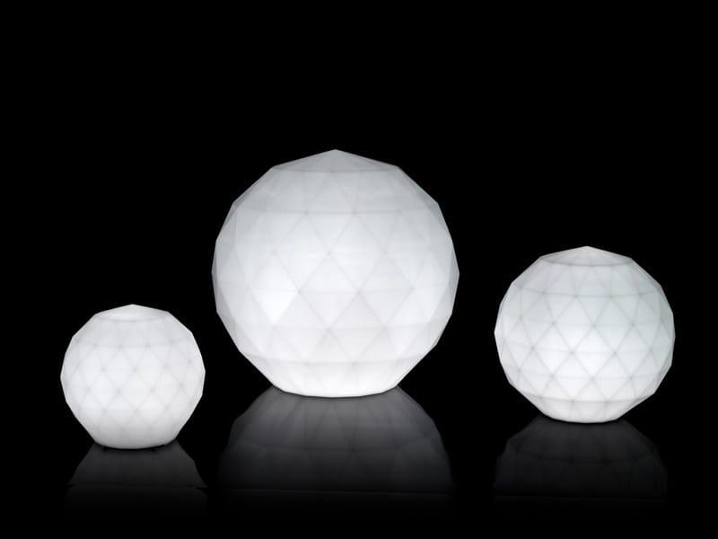 Floor lamp BOLA - VONDOM