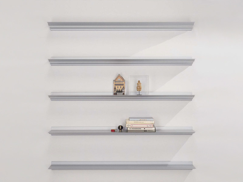 Aluminium wall shelf CORNISA - BD Barcelona Design