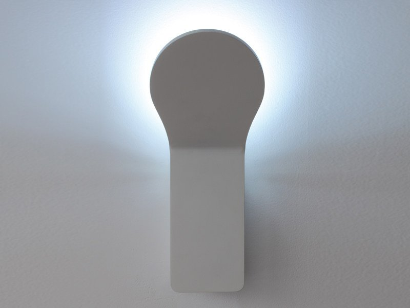 LED wall lamp CLIVIA | Wall lamp - LUCENTE - Gruppo Rostirolla