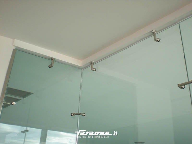 Accessori universali per accoppiamento di lastre di vetro - Altezza parapetti finestre normativa ...