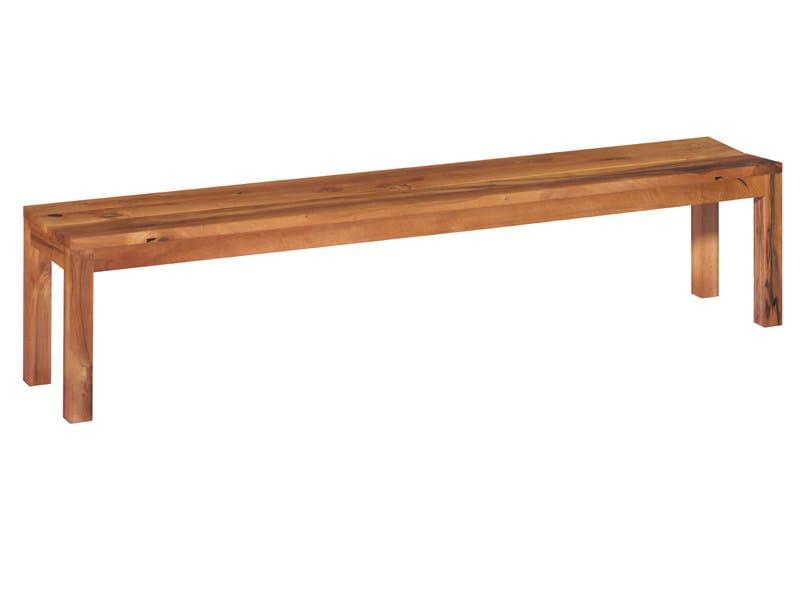 Design wooden bench MIWA - e15