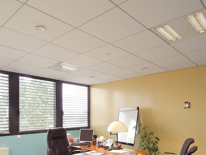 Acoustic moisture resistant ceiling tiles ROCKFON® Artic™ - ROCKFON - ROCKWOOL ITALIA