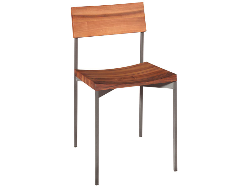Wooden chair HANS by e15
