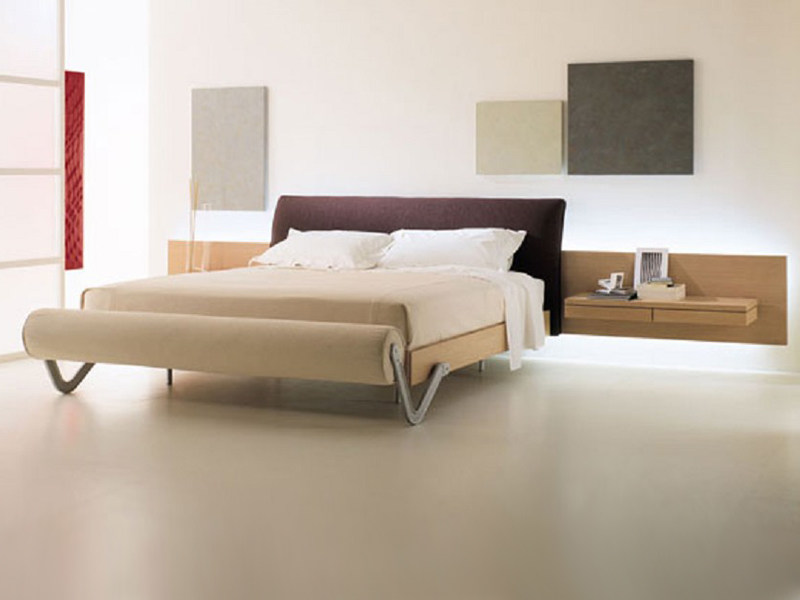 LETTO MATRIMONIALE NOOR COLLEZIONE NIGHT CONCEPTS BY ACERBIS INTERNATIONAL  ...