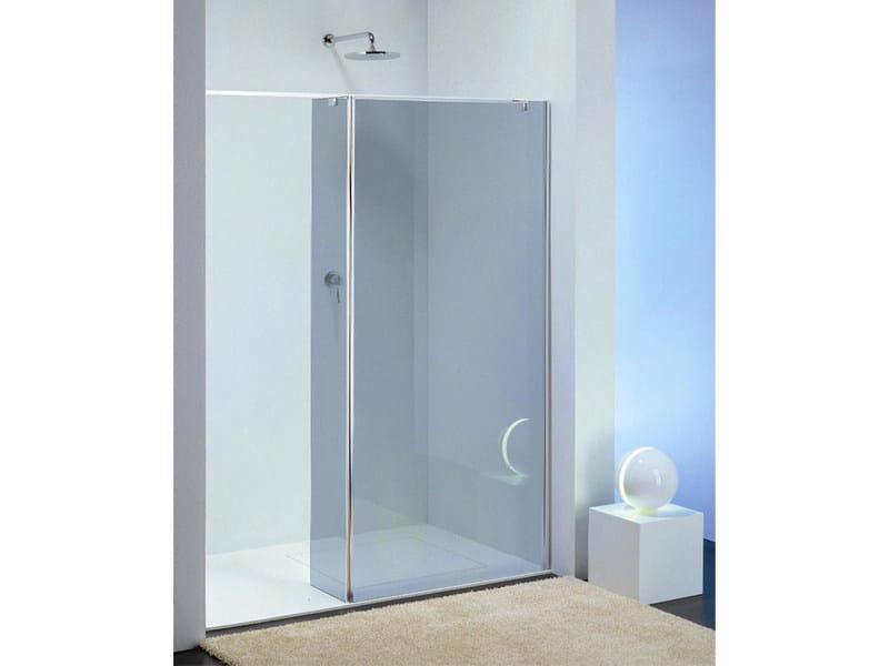 Niche glass shower cabin MODULA MF - Provex Industrie