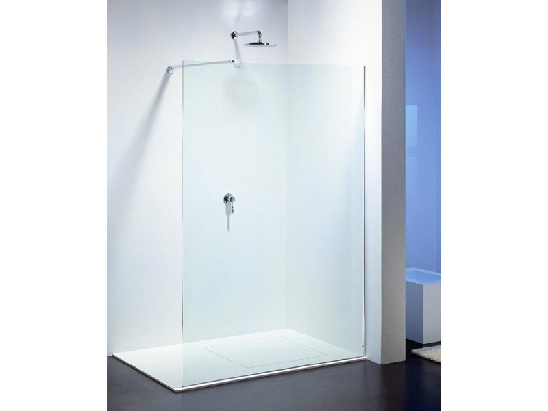 Modular glass shower wall panel MODULA MR-1 - Provex Industrie