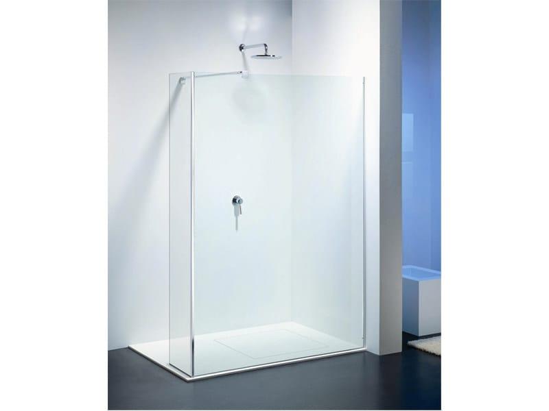 Glass shower wall panel MODULA MR-4 - Provex Industrie