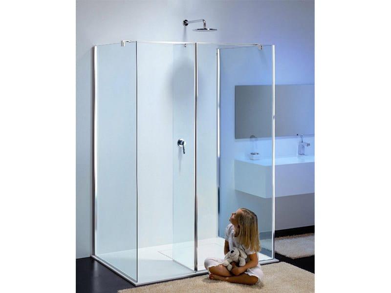 Box doccia in vetro modula mx 1 by provex industrie design talocci design - Box doccia in vetro prezzi ...