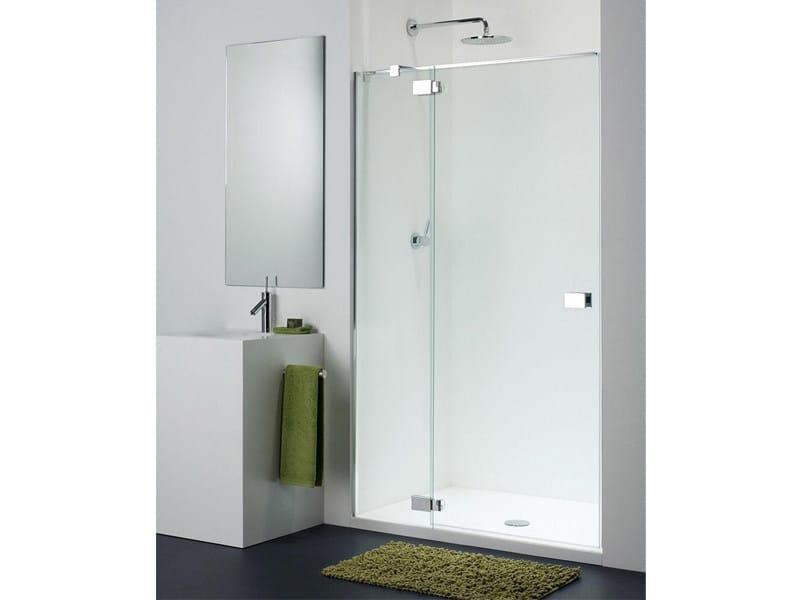 Niche glass shower cabin E-LITE EI-2 - Provex Industrie