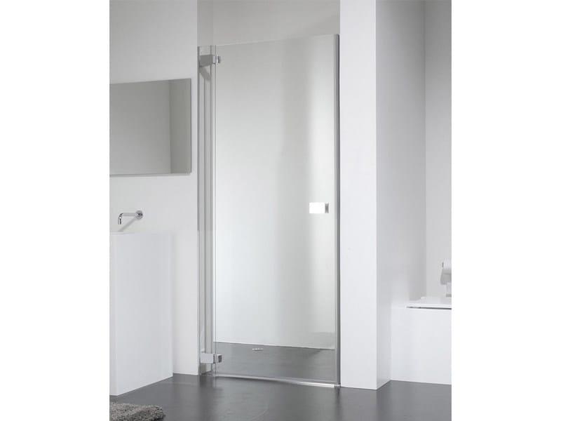 Corner glass shower cabin E-LITE EN+EB - Provex Industrie