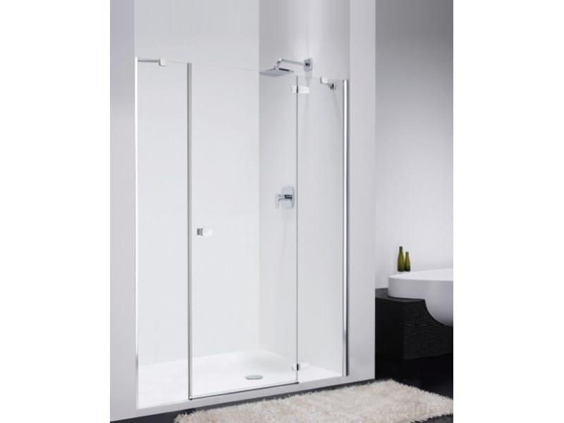 Niche glass shower cabin COMBI CI - Provex Industrie